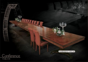 Conference Table 04